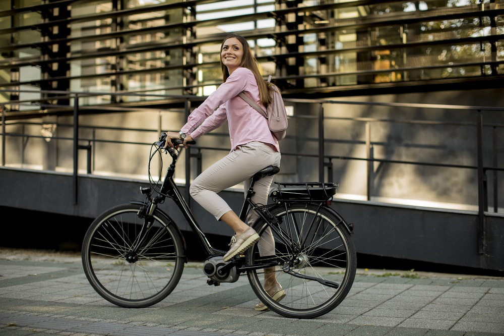 Nowe rowery holenderskie elektryczne w sprzedaży
